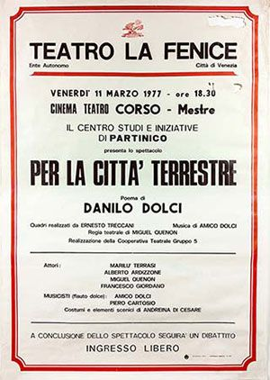 Poster of Theater 'La Fenice'