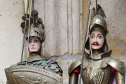 sizilianische Marionetten