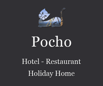 Pocho - Hotel, restaurant and holiday-home
